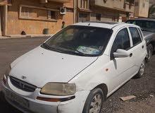 Used Daewoo Kalos in Benghazi