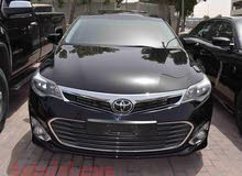 Gasoline Fuel/Power   Toyota Avalon 2014