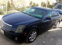 Cadillac STS 2003 For sale - Black color