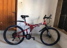 دراجة هوائية جديدة للبيع
