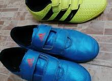 Adidas shoes 2 pairs