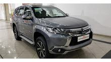 Mitsubishi Montero 2018 For sale - Grey color