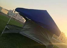خيمة العائلة للتمتع بالخصوصية