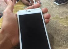 جهاز ايفون 6 بلاس نضيف وجديد مكفول من كلشي