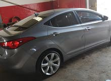 For rent a Hyundai Avante 2011