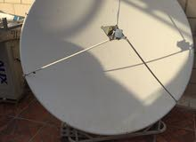 DishTV Receiver With Antenna For Sale