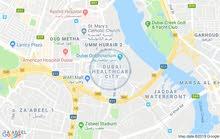 مكتب للايجار في مدينة دبي الطبية بسعر  معقول