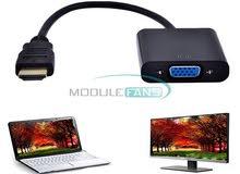 HDMI Male to VGA Female Video Converter Adapter