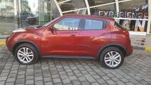 Nissan Juke car for sale 2012 in Muscat city