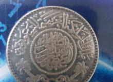 عملة سعودية عام 1354 عملة الملك عبدالعزيز صادر في مكة المكرمة