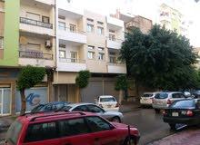 بنغازي.  البركة بعد قوس البريقة