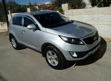 Automatic Silver Kia 2011 for sale