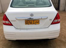 Automatic Nissan 2011 for sale - Used - Salala city