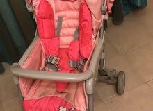 عربة اطفال هيلو كيتي