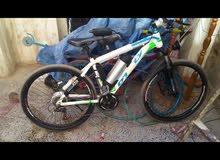 دراجه تعمل بل كهرباء سرعه(30Km/h)