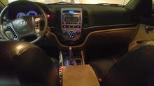 Beige Hyundai Santa Fe 2012 for sale