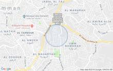 ارض 410م في ام نوارة قرب حديقة الملكة رانيا