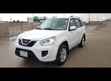 Automatic White Chery 2013 for sale