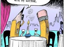 online work - content editor