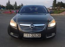 اوبل اتسغنيا 2009 Opel insignia