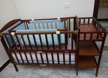 سرير لوح كما موضح بصوره