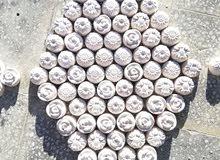 ورد من الجبس لتزين الاسطع 100 بيسه الحبه ويتوفر التركيب اضافه مبلغ