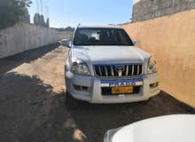 Toyota Prado car for sale 2008 in Ibra city