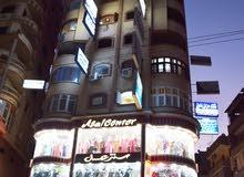 شقه إداري للبيع شارع بورسعيد رئيسي المنصوره