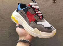 TRIPLE S TRAINERS FOR WOMEN
