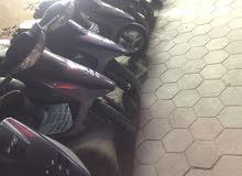 دراجات 50 و100cc محل عالم الدراجات بسعر مغري
