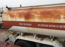 تنكر نقل مواد بتروليه