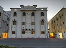 بناية للبيع الموقع (الطريف) ولاية صحار  الموقع : سكني نشط (غرب الشارع العام)