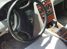 مرسيدس ام العيون W210 للبيع