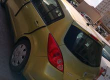Nissan Tiida car is available for sale, the car is in Used condition