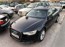 Gasoline Fuel/Power   Audi A6 2012
