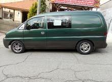 Diesel Fuel/Power   Hyundai H-1 Starex 1999