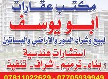 بيت للأيجار طابقين في الحكيميه شارع الرديني المساحه 100م