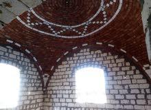 بناء بالقباب والقبوات بالحوائط الحامله