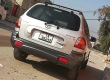 Used condition Hyundai Santa Fe 2004 with +200,000 km mileage