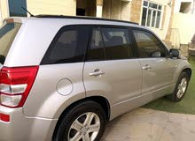 Used condition Suzuki Vitara 2008 with +200,000 km mileage