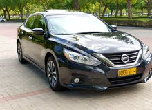 Grey Nissan Altima 2017 for sale