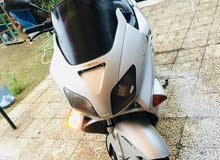 Used Yamaha motorbike made in 2015 for sale