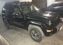 2004 Jeep Liberty Renegade 4X4