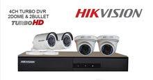 Security Camera 2+2 Indoor Outdoor