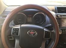 Gasoline Fuel/Power   Toyota Prado 2015