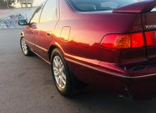 Maroon Toyota Camry 2001 for sale