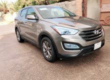 Automatic Grey Hyundai 2013 for sale