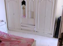 غرفه نوم كامله + شاشه اتا 32 بوصه +سخان اولمبيك 50لتر