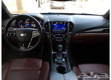 Automatic Black Cadillac 2016 for sale