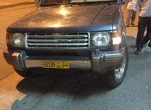 1992 Used Pajero with Manual transmission is available for sale